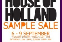 Sample Sales / by Andy Roberts
