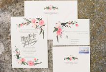 Invitations / by Megan Bridge