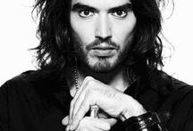 Russell Brand. / Because, he is awesome.  / by Shelby♡