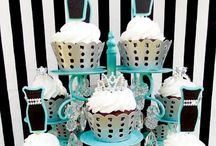 Tiffany's Bridal Shower/ Breakfast at Tiffany's Bridal Shower