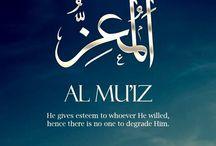 The Beautiful Name of Allah