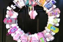 Babyshower ideas / by Tabatha Huddleston