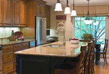 Kitchen remodel / by Becca Fleming