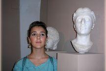Acconciature romane e antiche