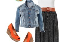 clothes & fashion / by Karen Cabral