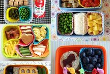 Lunch box ideas / Kids lunches