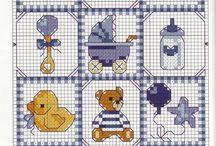 krížikové vzory