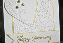 Cards - Love/Wedding/Anniversary / by Rose Anderson