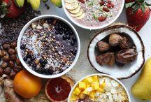 Smoothie Bowls & Porridge