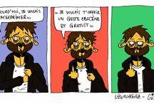Random comic strips