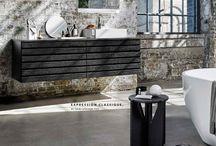 Idées meuble salle d'eau invités