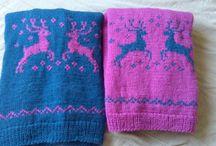 my hand knit