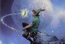 Peter Pan ... never grow up! / by wishful thinking