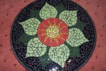 Flickr Group mosaic Art using Sacred Geometry & Mandalas