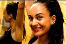 stretching cervicale e trapezio