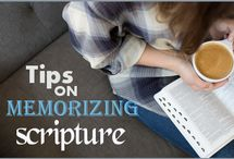 Memorizing God's Word