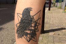 Crow / Crow by Ben de Boef