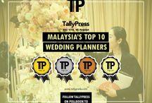 Top 10 Wedding Planners