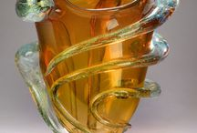 Art: Glass / Beautiful examples of art glass offered at auction