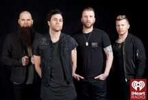 iHeartRadio LIVE: Three Days Grace / Three Days Grace gave an exclusive performance at the iHeartRadio Theater in New York on April 2, 2015. / by iHeartRadio