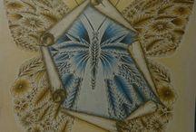 Millie Marotta coloring