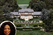 celebrities  home