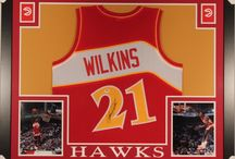 Atlanta Hawks Memorabilia / Atlanta Hawks Memorabilia by UltimateAutographs.com