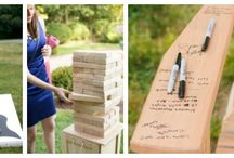 Outdoor Fun & Games / Fun things to keep your guests engaged.