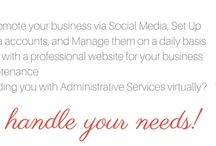 *Virtual Bren, Blog Manager & Assistant / If you're a blogger or entrepreneur, you're going to need help. Contact Us today and see how we can help you with your blogging/website needs! - Web Design, Blogging Tips, Social Media and all things Me!