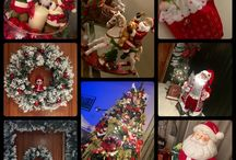Natal / Natal  Papai noel  Festas  Vermelho  Cores  Happy  Feliz