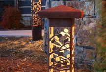 Decorative Minneapolis Outdoor Lighting Features