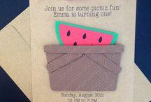 zaproszenie na piknik