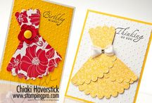 Dress Cards / by Kathy Hardy