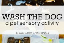 Sensory/Craft Activities