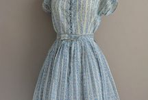 50's / cute dresses and others