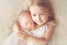 newborn&brother&sister