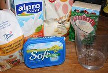 Norsk mat -glutenfri, melke fri,egg fri