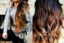 Pretty Hair / The hair I wish I had.