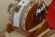 tambours de dentellieres