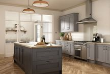 New kitchen colours 2016 / New colours for the kitchen ranges 'Kensington' and 'Vista'