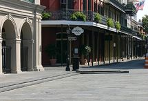 New Orleans French Quarter / by Rosalind Hirsius