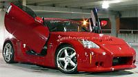turborevs car styling