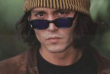 Celebrity Eyewear: Johnny Depp