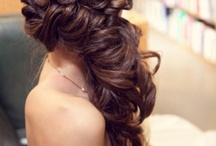 Wedding hairstyles / by Brittany Wagoner