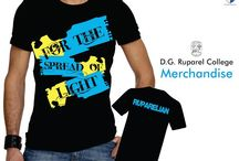 The D.G. Ruparel College, Mumbai / The D.G. Ruparel College, Mumbai Merchandise Like - T-Shirts, Polos, Caps, Hoodies, Mugs, Flags, bumper stickers,
