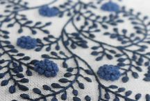 Inspirations...Broderie