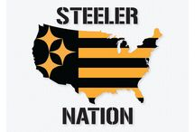 Steeler Nation / by Rolf