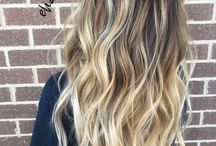 Hair color for summer