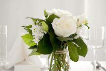 Blomsterdekorasjonar
