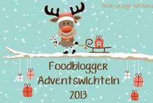 Blogger-Adventswichteln 2013 / Hier findet Ihr alles, was beim Adventswichteln 2013 aus- und eingepackt wurde. Eine Übersicht aller teilnehmenden Blogs gibt es hier -->   http://www.from-snuggs-kitchen.com/2013/10/adventwichteln-die-teilnehmer.html  Viel Spaß